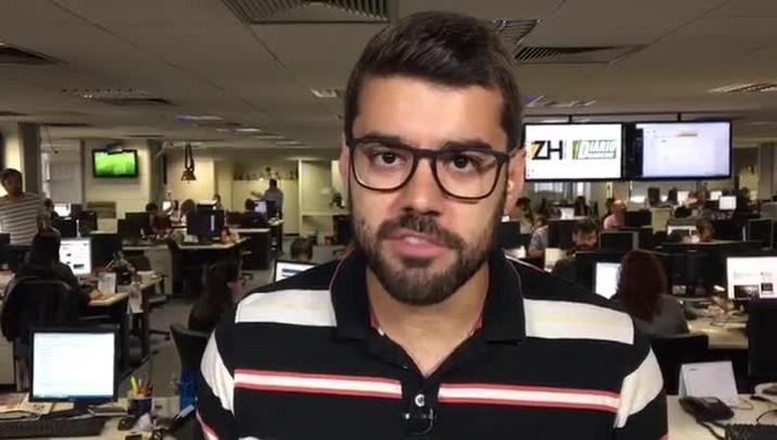 Diori Vasconcelos comenta arbitragem de Corinthians x Inter