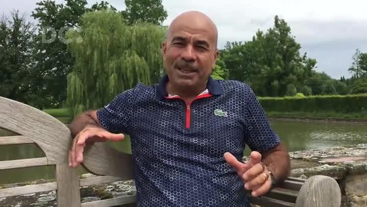 Larri Passos fala do clima de confiança na final de Roland Garros em 1997