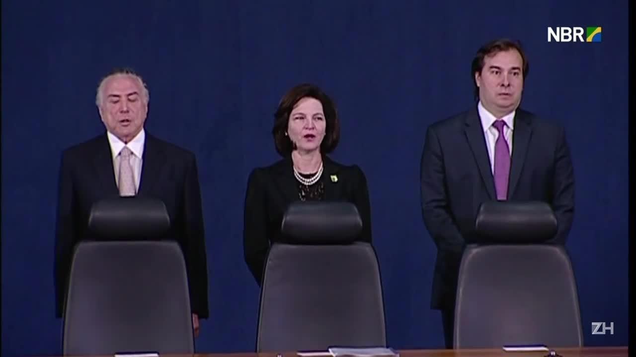 Raquel Dodge assume a Procuradoria-Geral da República
