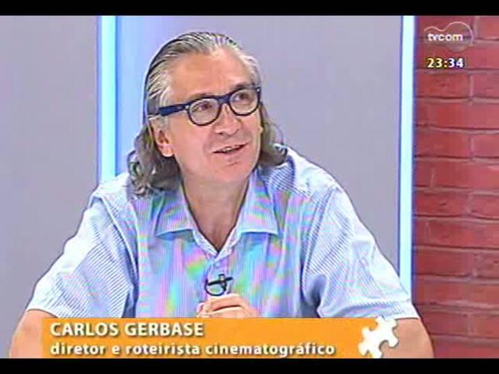 Mãos e Mentes - diretor e roteirista cinematográfico Carlos Gerbase - Bloco 1 - 29/01/2013