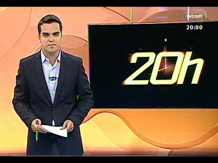 TVCOM 20 Horas - Caso da mulher que jogou bebê da sacada, em Bento Gonçalves - Bloco 1 - 04/03/2013