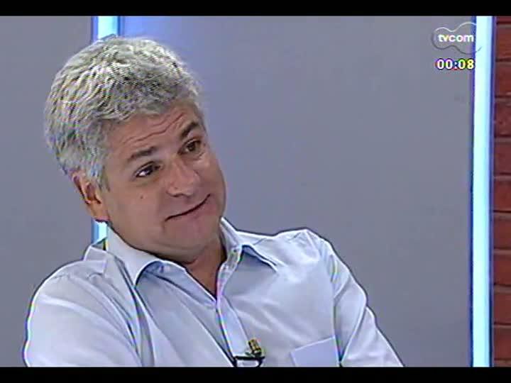 Mãos e Mentes - Coordenador do Núcleo de Gestão da Inovação Tecnológica da UFRGS, Paulo Zawislak - Bloco 4 - 07/03/2013