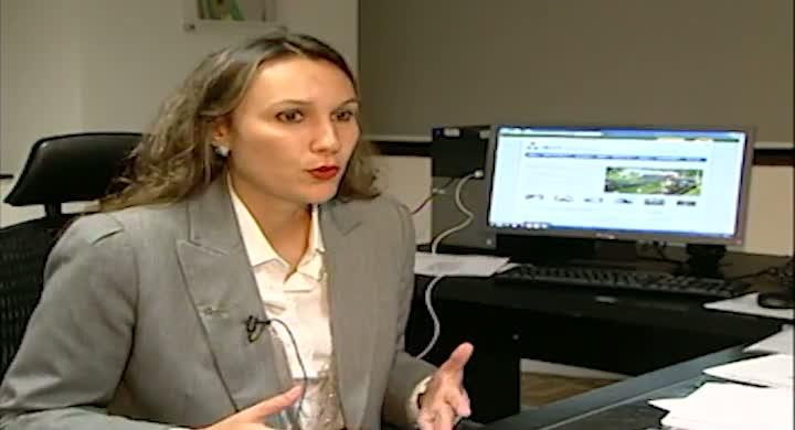 Natália Marcassa de Souza, explica detalhes do contrato e do trabalho realizado pela Autopista em SC