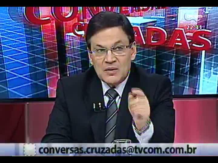 Conversas Cruzadas - Discussão sobre as reais chances de um novo nome para as eleições presidenciais - Bloco 2 - 11/04/2013