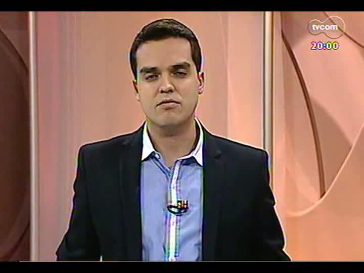 TVCOM 20 Horas - Operação Concutare: presidente da Fepam põe o cargo à disposição - Bloco 1 - 30/04/2013