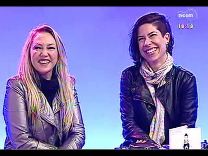 Programa do Roger - Deborah Blando e Vivi Seixas participam do programa - bloco 4 - 08/05/2013