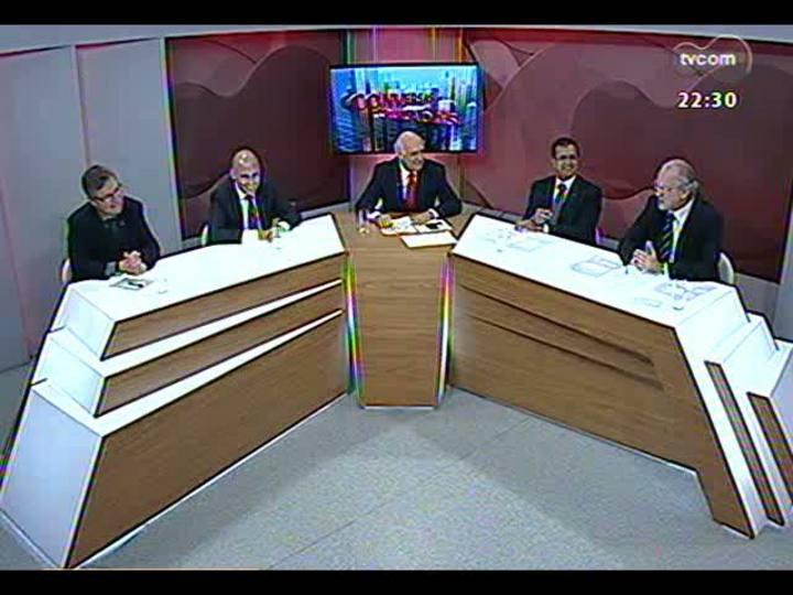 Conversas Cruzadas - MP dos Portos: programa debate a modernização dos portos e os gargalos logísticos do RS - Bloco 2 - 14/05/2013