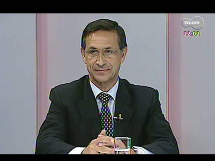 Conversas Cruzadas - Debate sobre o que será discutido no 3º Fórum Mundial de Autoridades Locais de Periferia, em Canoas - Bloco 1 - 10/06/2013