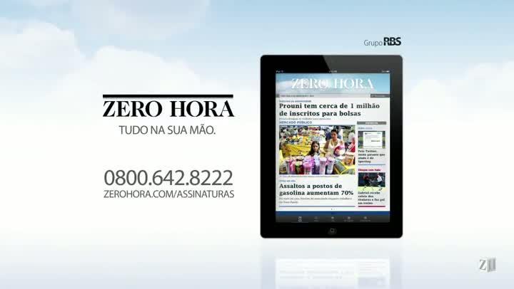 Leia na Zero Hora desta sexta-feira (14/06/2013)