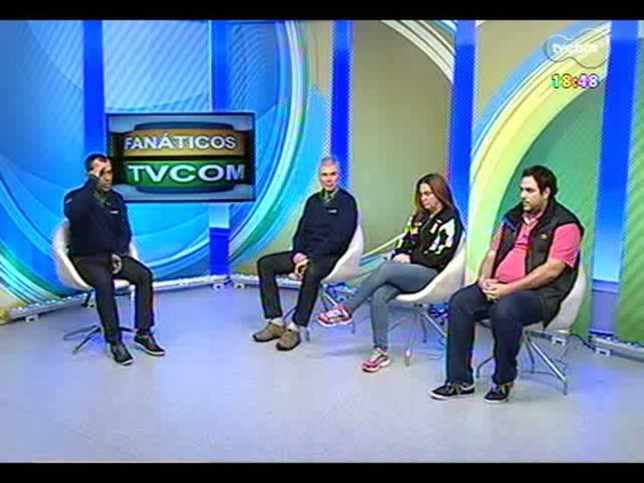 Fanáticos TVCOM - Luiz Alano e convidados repercutem a vitória de Brasil 2 x 0 México na Copa das Confederações - bloco 4 - 19/06/2013