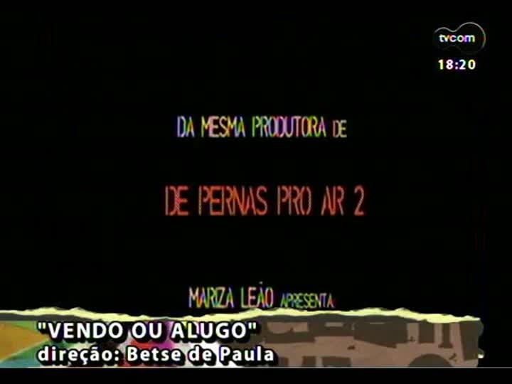 Programa do Roger - Confira o trailer de dois longas nacionais - bloco 4 - 31/07/2013