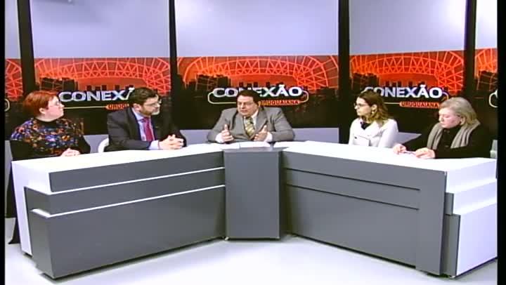 Conexão Uruguaiana discute o tráfico de pessoas - bloco 3