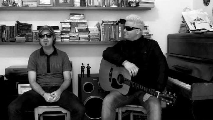"""Ao Pé da Letra: Acústicos e Valvulados contam a história da música \""""Fim de Tarde com você\"""""""