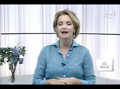 TVCOM Tudo Mais - Quadro Saúde - 1º bloco - 07/10/2013