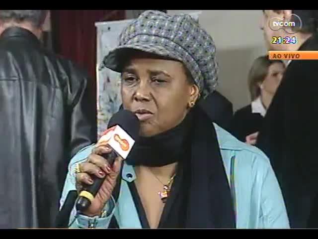 TVCOM Tudo Mais - Entrevista com Sandra de Sá e Fernanda Abreu direto da Festa Nacional da Música