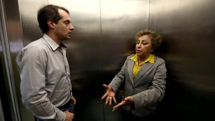 Conversa de Elevador: dona Evani vai perdoar o filho?