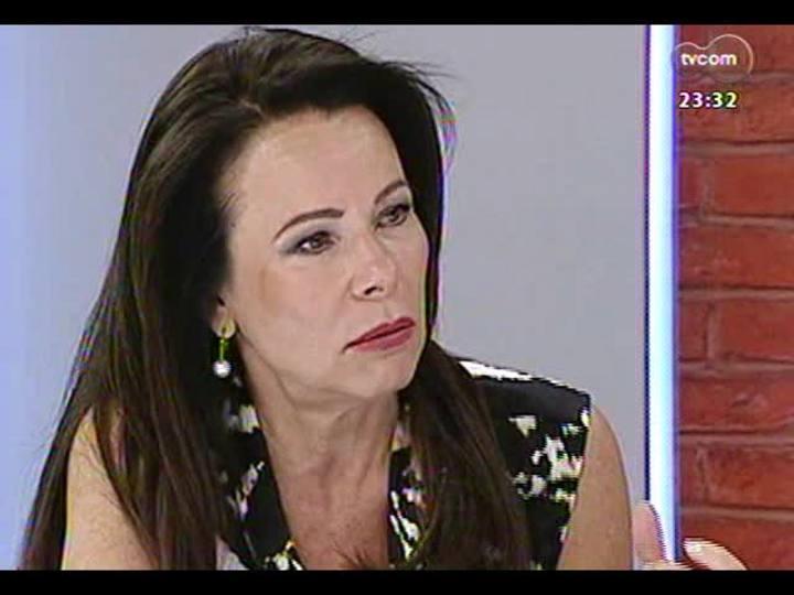 Mãos e Mentes - Presidente do Instituto da Mama, Dra. Maira Caleffi - Bloco 1 - 19/11/2013