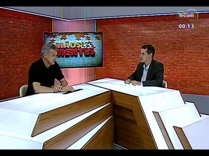 Mãos e Mentes - Gestor do Comitê Organizador Local da Copa de 2014, Paulão - Bloco 4 - 18/12/2013