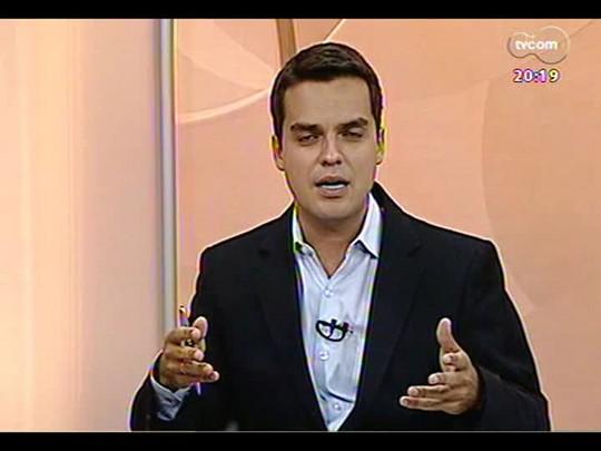 TVCOM 20 Horas - Estudo projeta os desafios do próximo governador do RS - Bloco 3 - 25/12/2013
