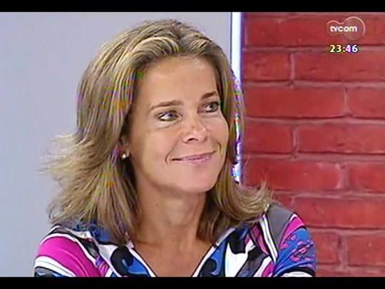 Mãos e Mentes - Economista e empresária Tânia Caleffi - Bloco 2 - 06/01/2014
