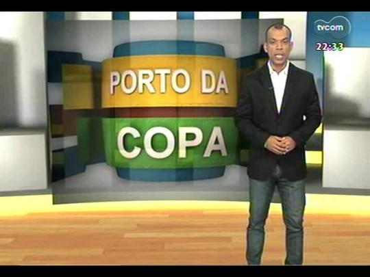 Porto da Copa - \'Vizinhos da Copa\': obras no Beira-Rio mudam rotina de moradores de prédio na frente do estádio - Bloco 1 - 25/01/2014