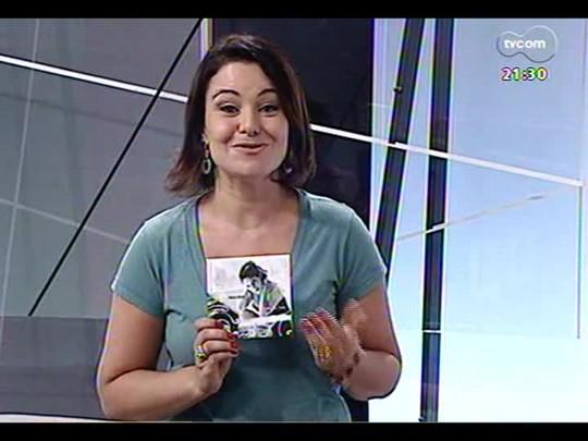 TVCOM Tudo Mais - Cantora Vanessa Langoni lança em POA seu segundo disco