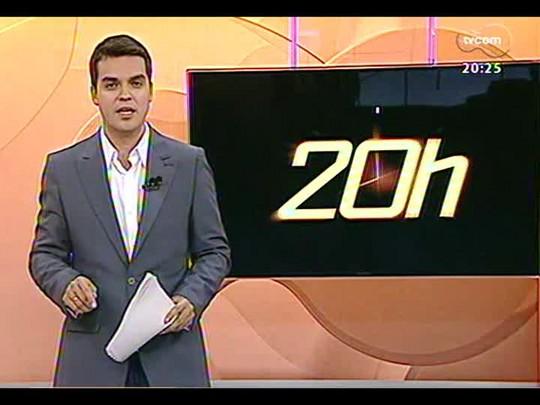 TVCOM 20 Horas - Mercado Público aos poucos vai se reerguendo - Bloco 3 - 24/03/2014