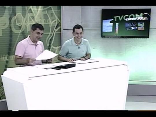 TVCOM Esportes - 1º bloco - 25/03/14