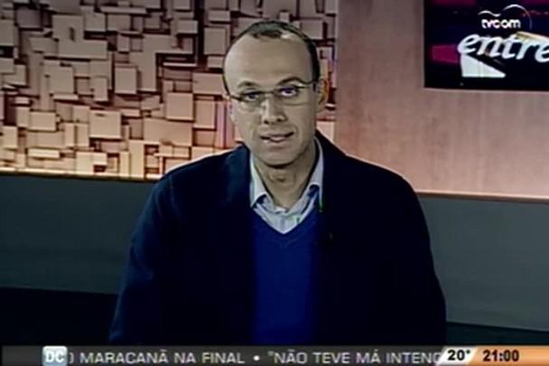 TVCOM Entrevista - Diplomata brasileiro Bernardo de Azevedo Brito - 1º Bloco - 05/07/14