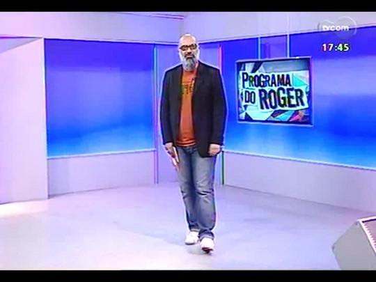 Programa do Roger - Músico Pablo Sciuto - Bloco 1 - 15/07/2014