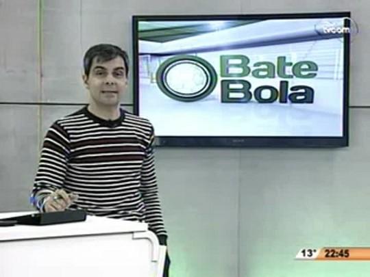 Bate Bola - Gilmar Dal Pozzo - 3ºBloco - 20.07.14
