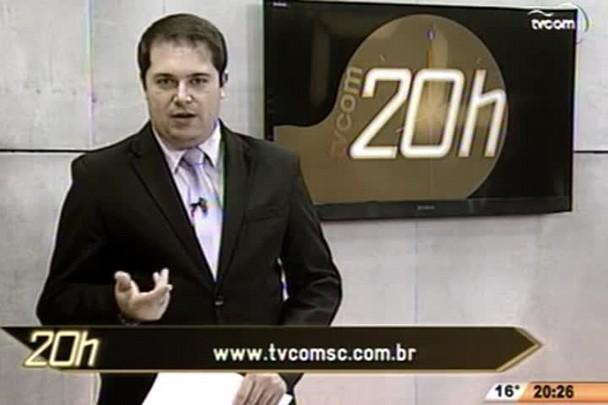 TVCOM 20 Horas - Campanha contra as hepatites virais termina na sexta feira - 2º Bloco - 28/07/14