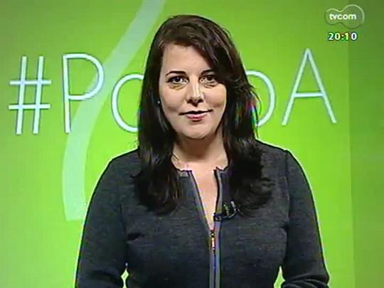 #PortoA - Cláudia Laitano fala sobre o documentário de Jorge Furtado \'Mercado de notícias\'