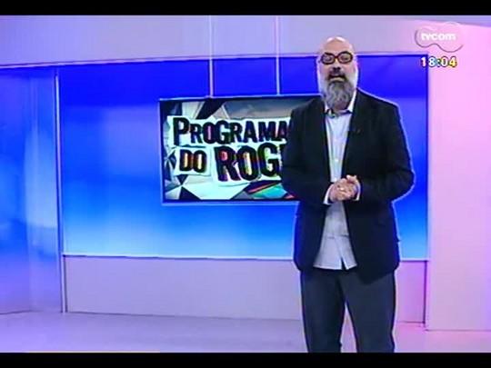 Programa do Roger - Entrevista com atriz Valentina Muhr e ator Felipe Dieste - Bloco 3 - 18/08/2014