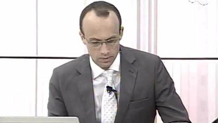 Conversas Cruzadas - Entrevista com Candidato ao Governo de SC Afrânio Boppré - PSOL - 4ºBloco - 16.09.14