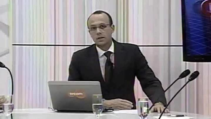 Conversas Cruzadas - Entrevista com Candidato ao Governo de SC Paulo Bauer PSDB - 2ºBloco -17.09.14