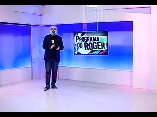 Programa do Roger - Daniel Feix fala sobre estréias de cinema - Bloco 3 - 25/09/2014