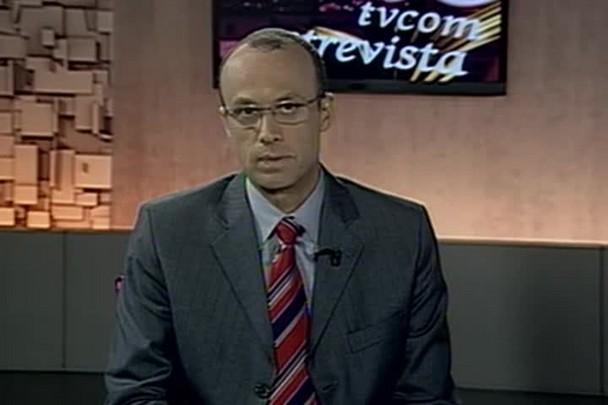 TVCOM Entrevista - Entrevista com Renato De Vitto - 1º Bloco - 11/10/14