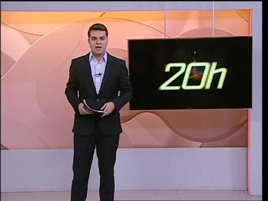 TVCOM 20 Horas - Equipes de transição do governo se reuniram hoje - 07/11/2014