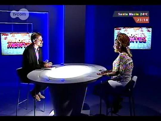 Mãos e Mentes - Poetisa, jornalista, cantora, atriz e declamadora Elisa Lucinda - Bloco 2 - 09/11/2014