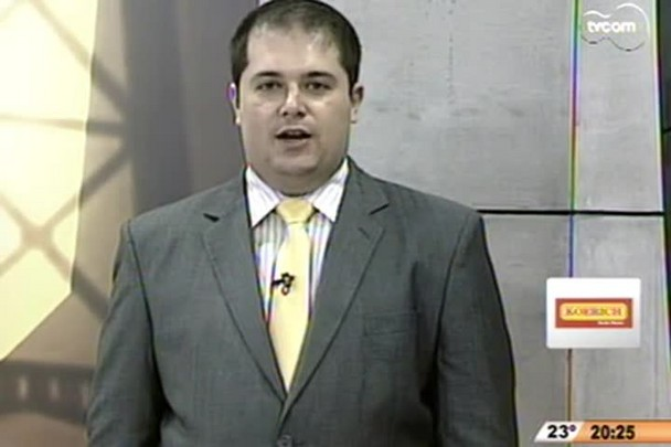 TVCOM 20h - Senado vota dispensa de farmacêutico em farmácias pequenas - 19.11.14