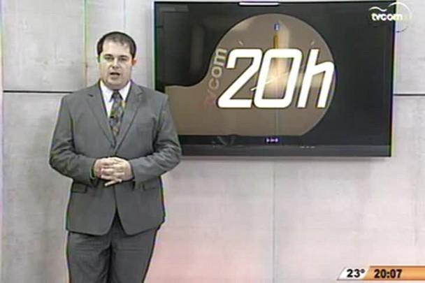 TVCOM 20h - PF conclui inquérito da Operação Ave de Rapina - 20.11.14