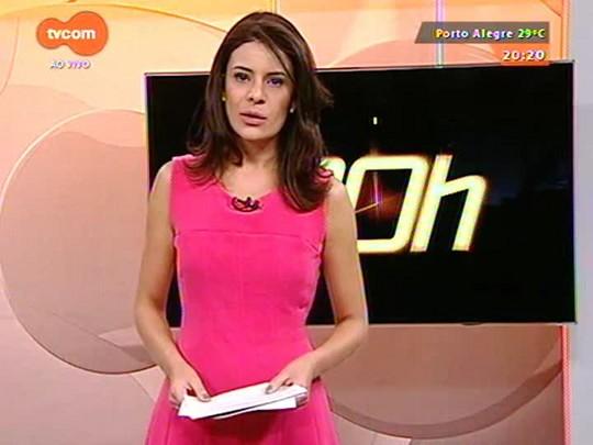 TVCOM 20 Horas - Deputado federal José Otávio Germano (PP) nega envolvimento na Lava Jato - 19/12/2014
