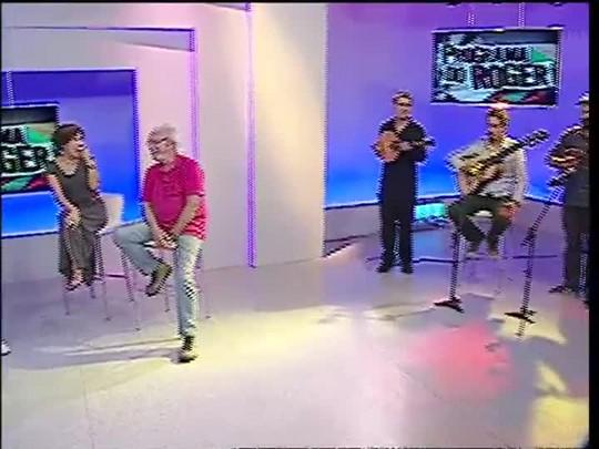 Programa do Roger - Oficina de Choro e Samba - Bloco 2 - 11/03/15
