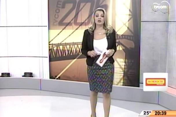 TVCOM 20 Horas - Entrevista com membro da Comissão de Defesa do Consumidor - 14.04.15