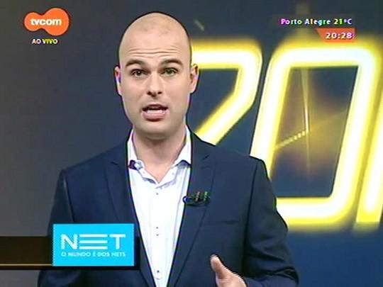TVCOM 20 Horas -Trensurb volta a operar com novos trens a partir de terça-feira após laudo técnico - 15/05/2015