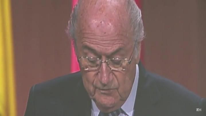 Cameron pede a renúncia de Blatter