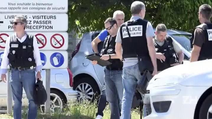 Homem é decapitado em atentado na França
