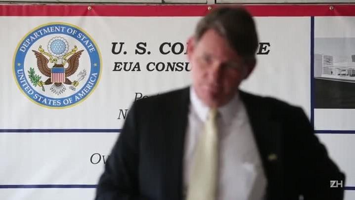 Como será o Consulado dos EUA em Porto Alegre