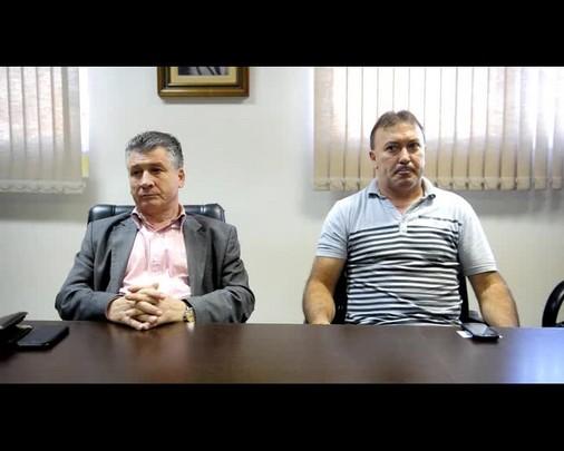 Nereu Martinelli e João Carlos Maringá falam das mudanças no JEC